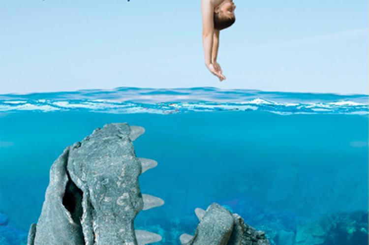 Sakın suya böyle atlamayın!