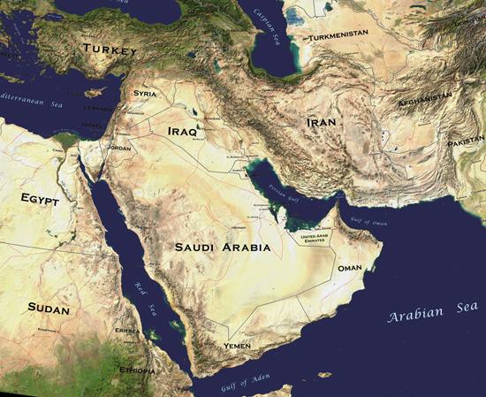 Bu kez Ortadoğu Batı'yı solladı!
