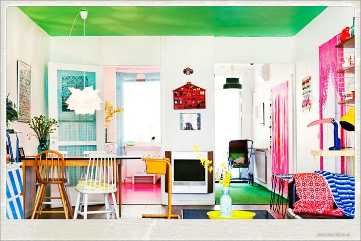 Evi boyarken hangi renkleri tercih etmeliyiz?