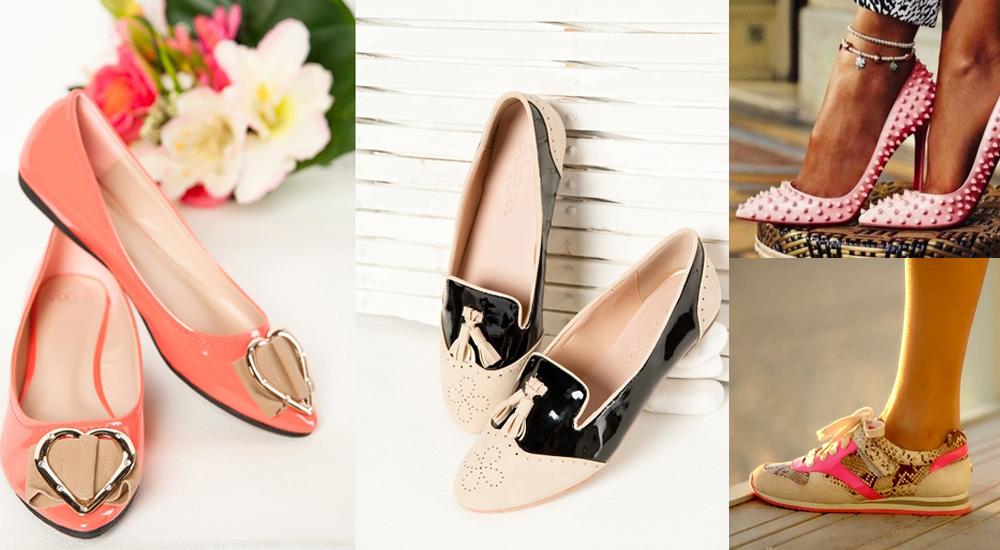 Değişimi sevenlere 4 özel ayakkabı