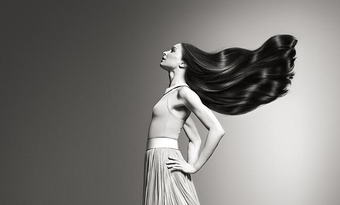 Mükemmel saç hareketinin sırrı