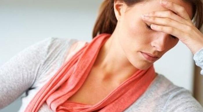 Kadınlarda en sık görülen rahatsızlık!