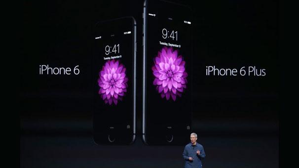 Ve iPhone 6 görücüye çıktı!