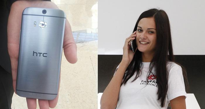 HTC'nin yeni telefonu görücüye çıktı