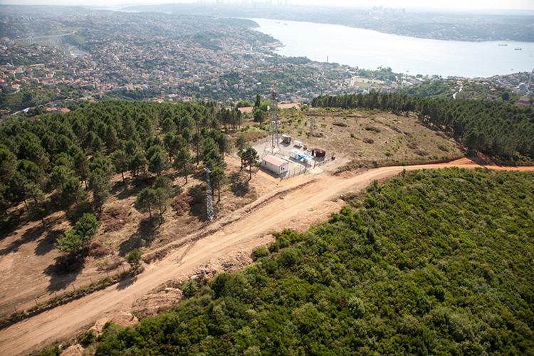 İstanbul'un en yüksek tepesi artık burası