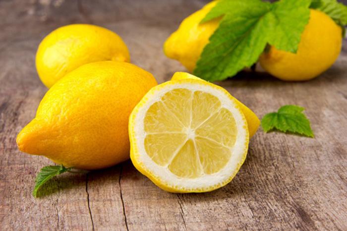 Kestiğiniz limonu atmayın