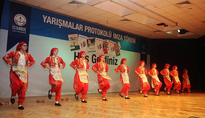 II. Yarışma Festivali heyecanı başladı