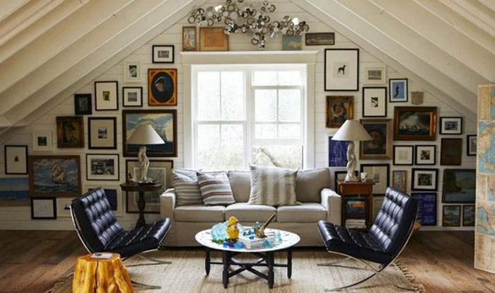 Çatı katı nasıl dekore edilir?