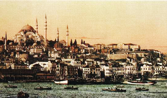 İşte İstanbul'un dört efendisi