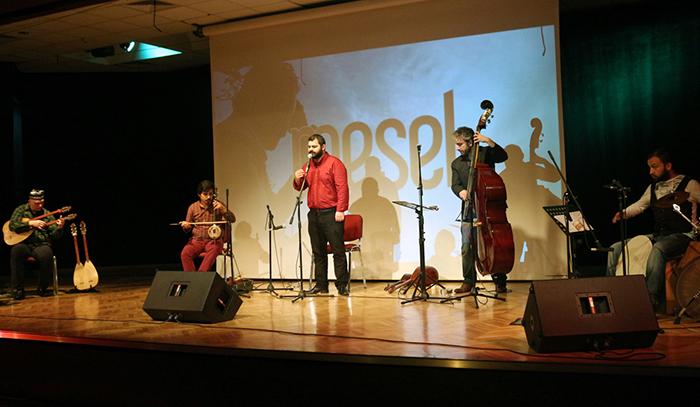 İstanbul'da bir başka sanat etkinliği