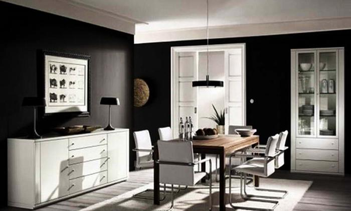 Siyahın asilliği evinizi değiştiriyor