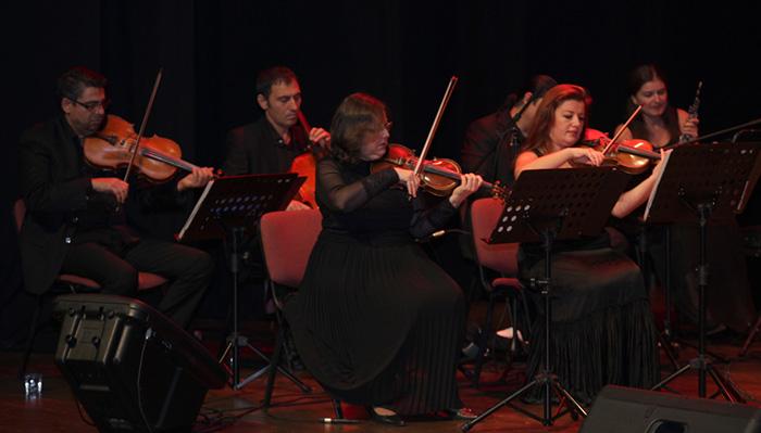 İstanbul'da müzikal ziyafet