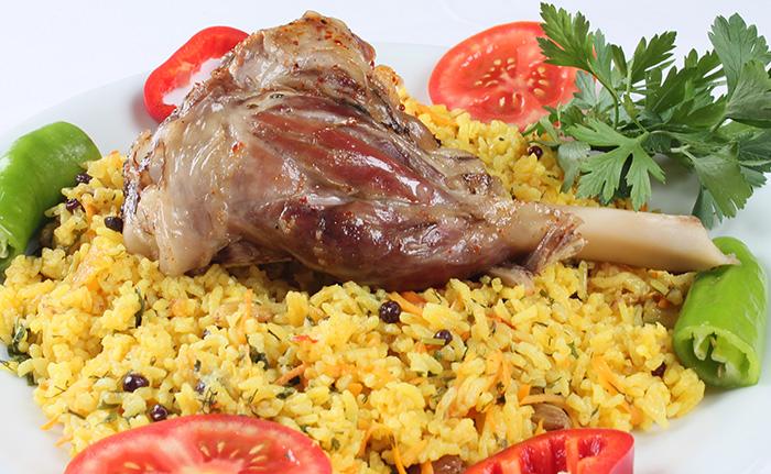 Arapların milli yemeği artık Türkiye'de