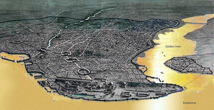 Bizanslılar İstanbul'da kaç yıl kaldı?