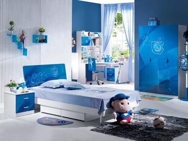 En farklı çocuk odası tasarımları