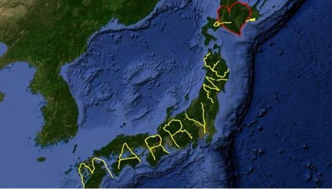 7 bin kilometre sonra evlenme teklifi etti