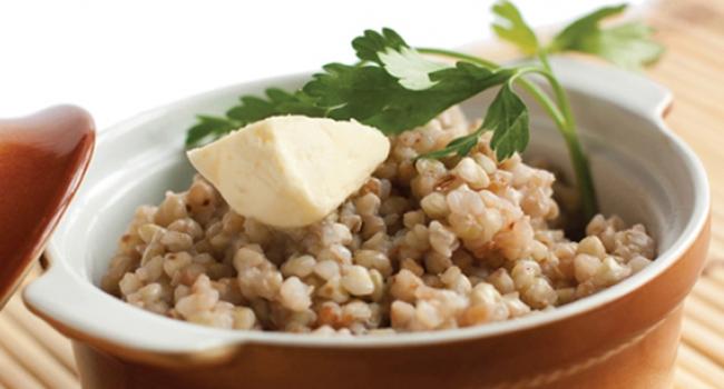 Karabuğday yiyerek zayıflayın