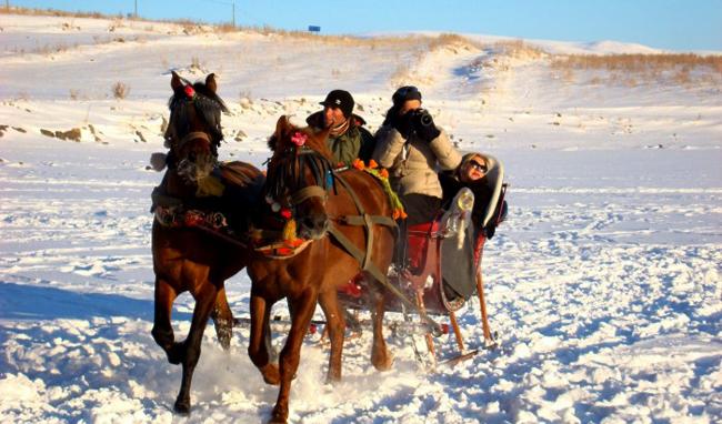 Kış mevsiminin en güzel yolculuğu