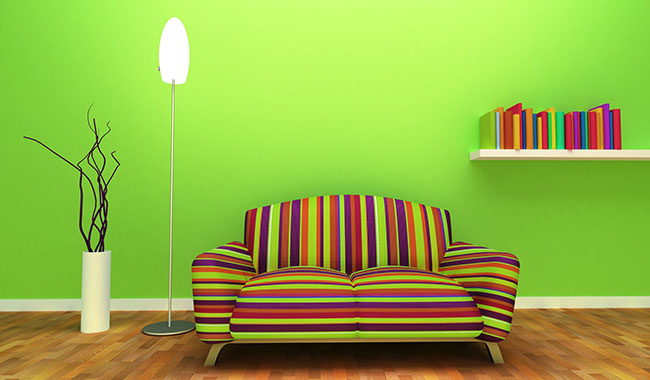 Yeni moda duvar boyası renkleri seçenekleri