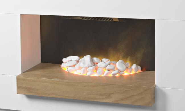 Evinizde yeni şömine alternatifi