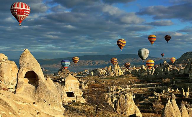 Kapadokya'da tarihe yolculuk zamanı