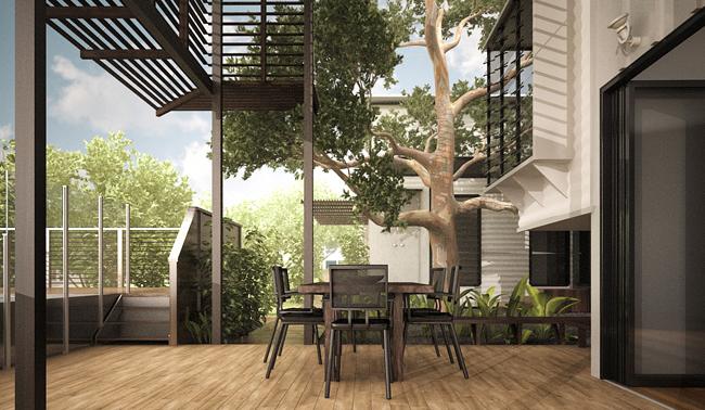 Ormanı evinize taşıyan tasarım