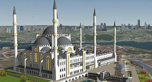 Çamlıca Camii'ne öyle bir bağış yapıldı ki…