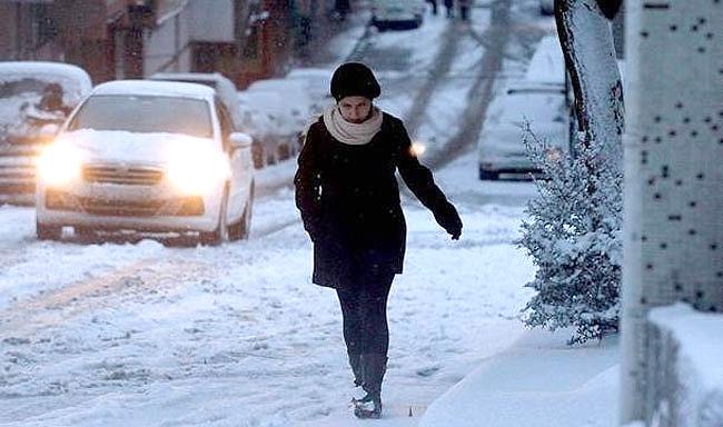 Karda nasıl yürünür?