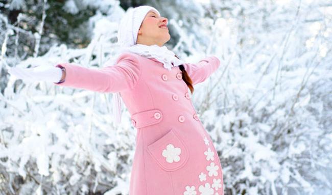 Kış hamileliğinde ne yapılmalı?