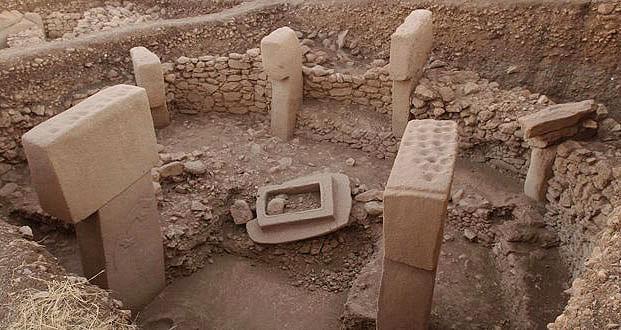 Burası dünyanın en eski mabedi