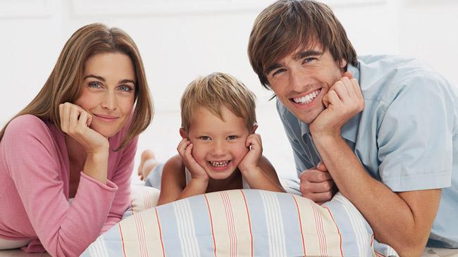 Huzurlu aile olmanın sırrı