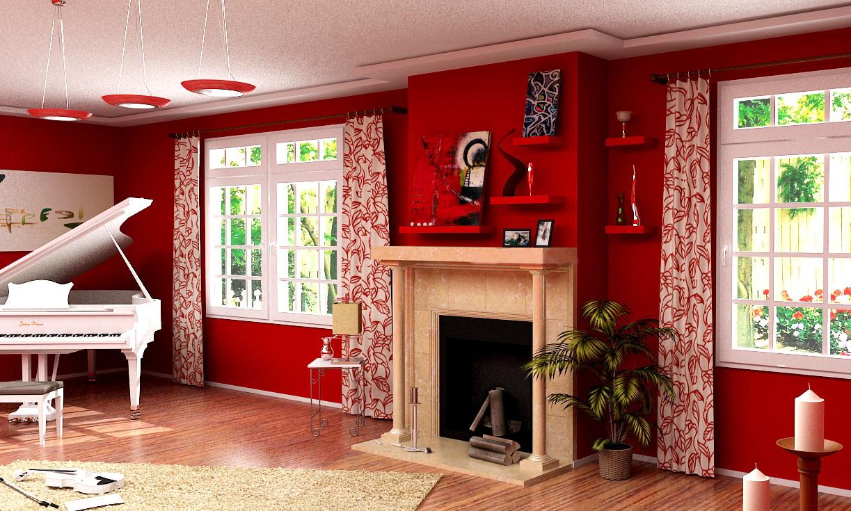Duvar boyarken hangi renkleri tercih etmeli?
