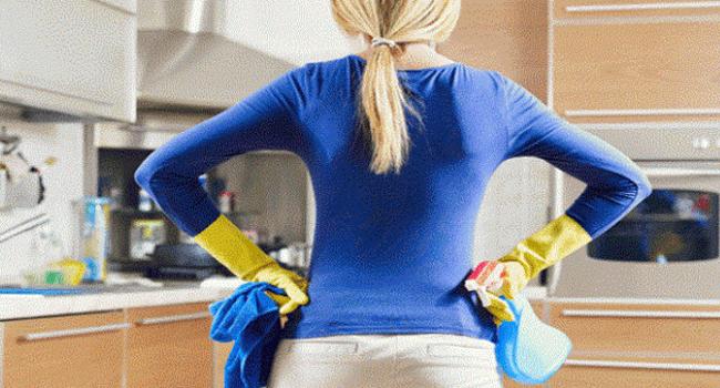 Mutfak duvarları nasıl temizlenir?