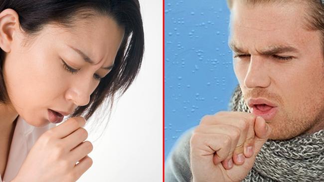 Öksürükle gelen hastalıklara dikkat!
