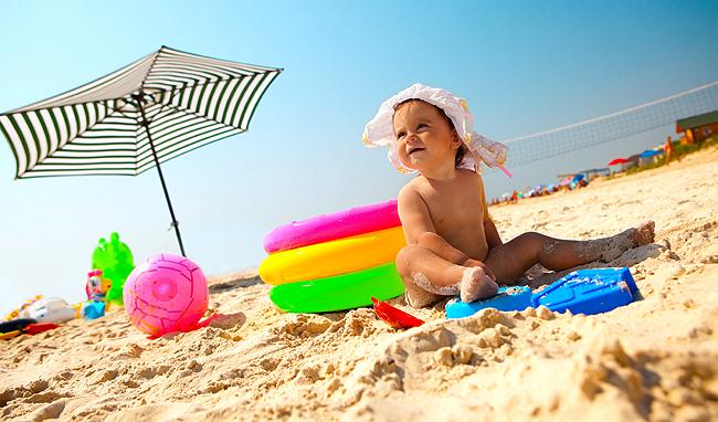Çocuklarda yaz hastalığına dikkat