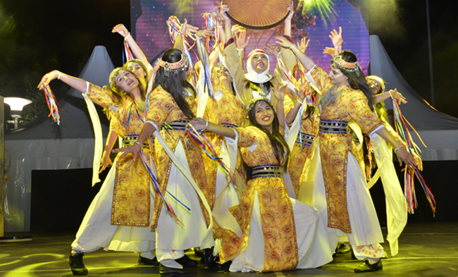 İstanbul'da müthiş performans