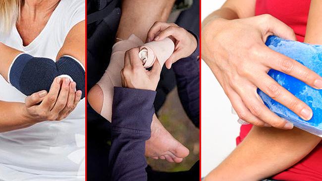 Sporda sakatlanmamak için 6 öneri