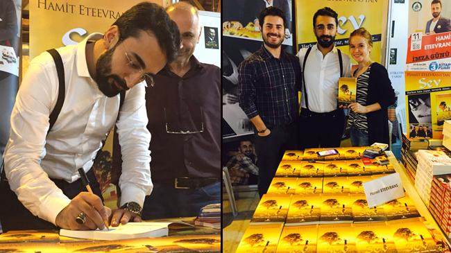 Eteevrans, Edirne'de SEV'i imzaladı