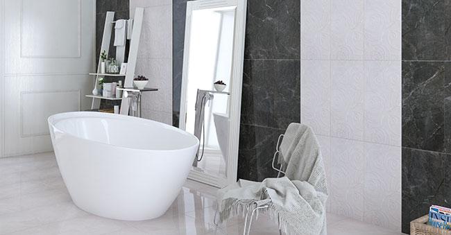 Banyolarınızı Alanya serisi ile şımartın