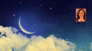 Yeni Ay Başak burcunda